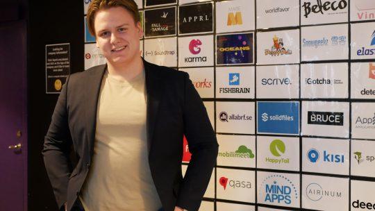 Entreprenör 4 – Adrian Skoglund