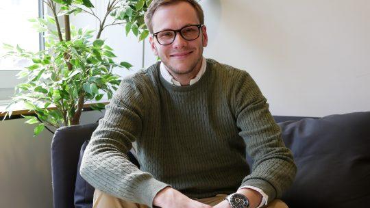 Entreprenör 8 Mattias Andersson